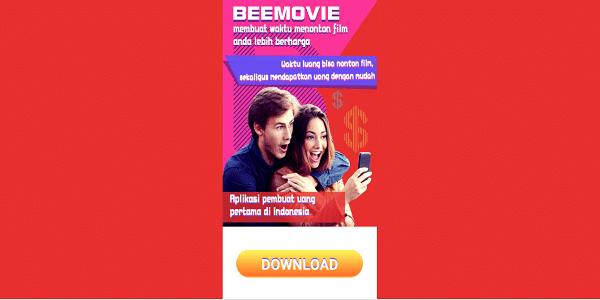 Aplikasi Penghasil Pulsa dari BeeMovie