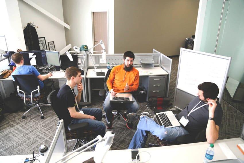 Membentuk tim bisnis startup