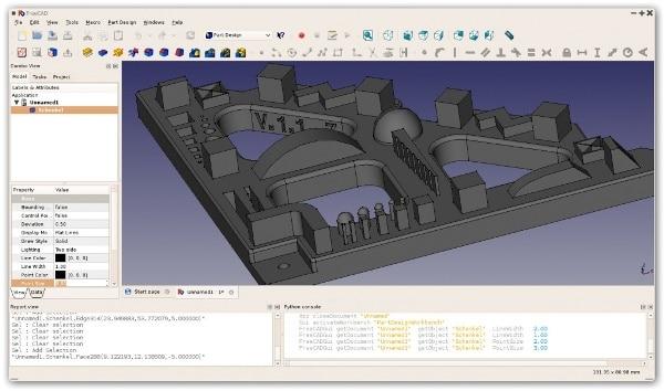 9 Software 3D Modeling Gratis untuk Desainer 3D Amatir dan Profesional