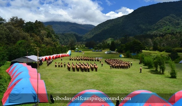 Cibodas Golf Camping Ground