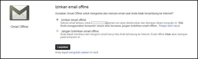 Cara Menggunakan Gmail Offline