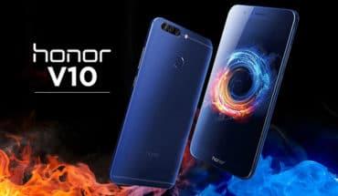 Sistem Face Id Pada Smartphone Huawei Honor V10