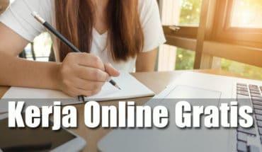 kerja online gratis