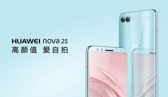 Smartphone Huawei Nova 2S