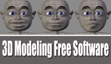 Software 3D Modeling Gratis untuk Desainer 3D