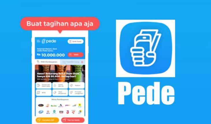 aplikasi pede pulsa gratis