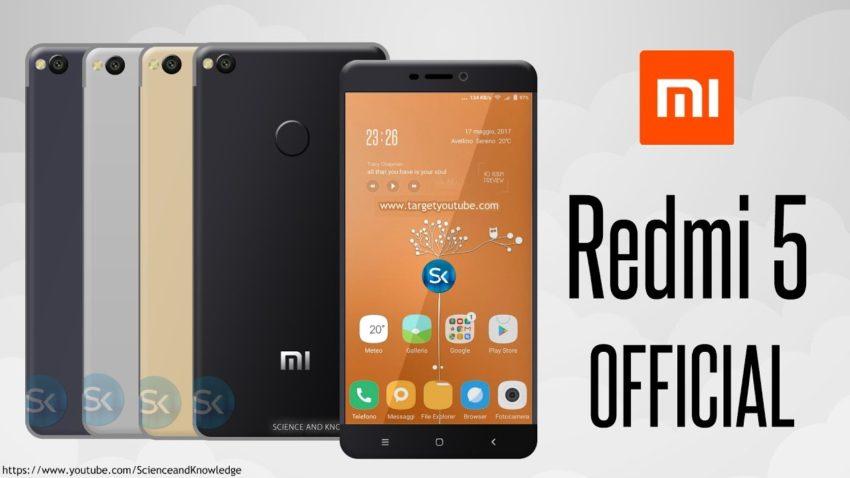Xiaomi Redmi 5 Dan Xiaomi Redmi 5 Plus Diliris Serentak