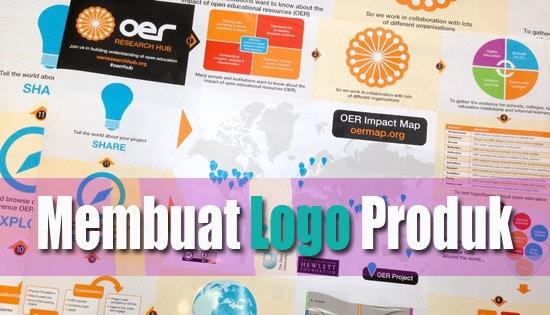 Membuat Logo Produk