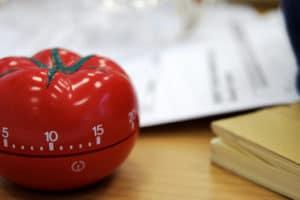 Meningkatkan Produktivitas dengan Teknik Pomodoro