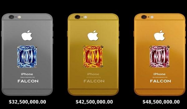 8 Handphone Termahal di dunia berharga Milyaran | Daftar ...
