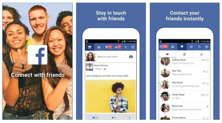 Aplikasi Facebook Lite