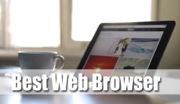 Aplikasi Web Browser Terbaik Tahun 2018