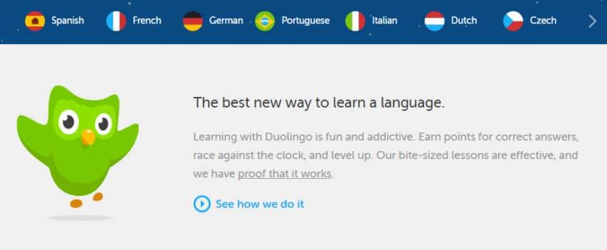 Situs untuk Belajar Bahasa Luar Negeri