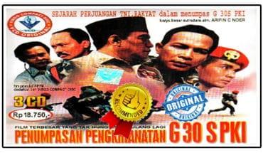 Fakta sebenarnya Film G 30 S PKI