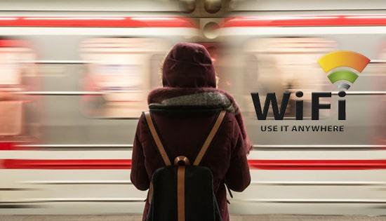 Jaringan Wi-Fi Tercepat di Dunia