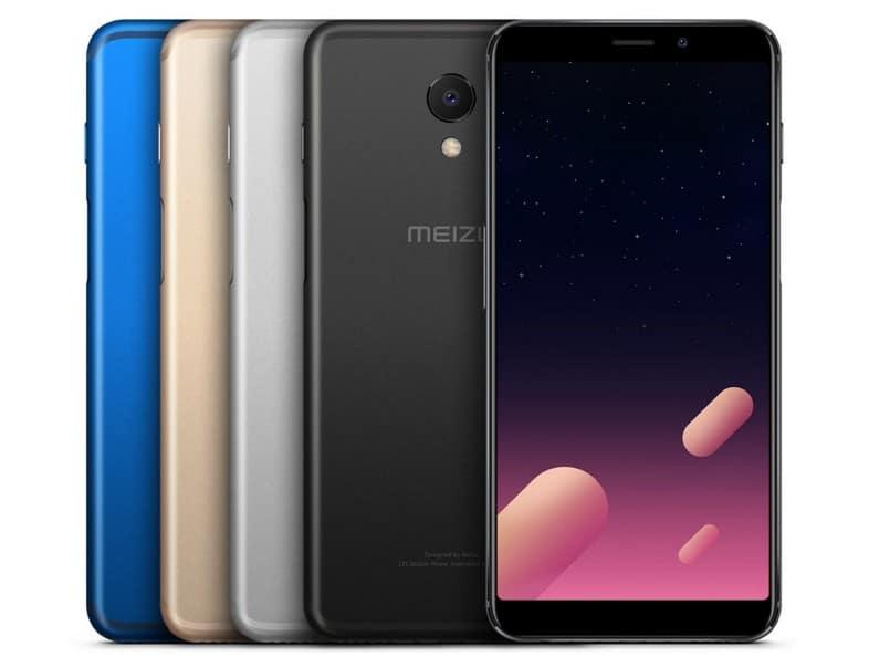 Smartphone Meizu M6s