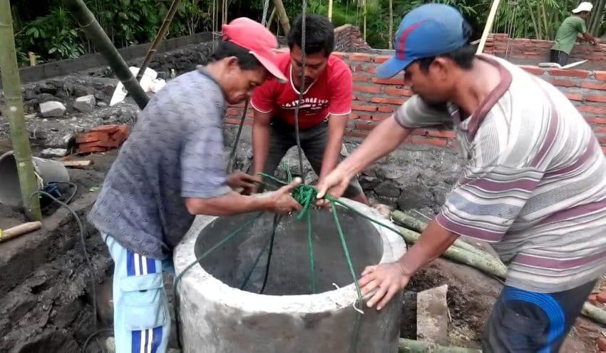 Pembuatan Sumur Airtanah