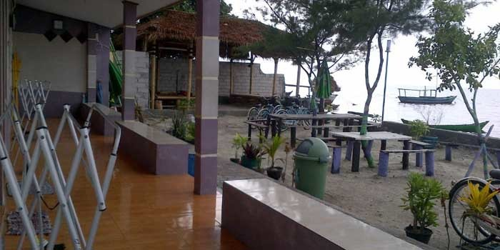 Penginapan di Pulau Tidung