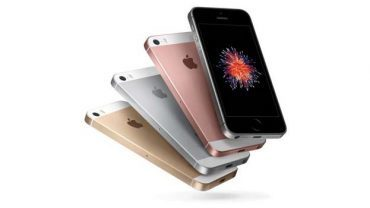 Review Smartphone Iphone SE