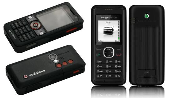 Seri Ponsel Sony Ericsson