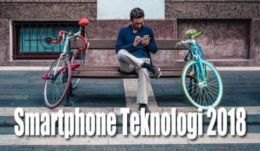 Teknologi Smartphone 2018