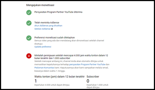 peraturan youtube terbaru