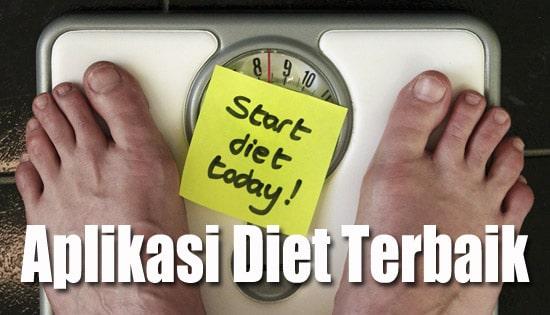 aplikasi diet terbaik