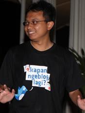 Blogger Inspiratif Priyadi Iman