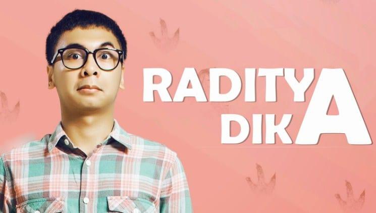 Blogger Inspiratif Indonesia Raditya Dika