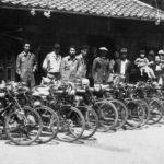 sejarah motor yamaha dan honda