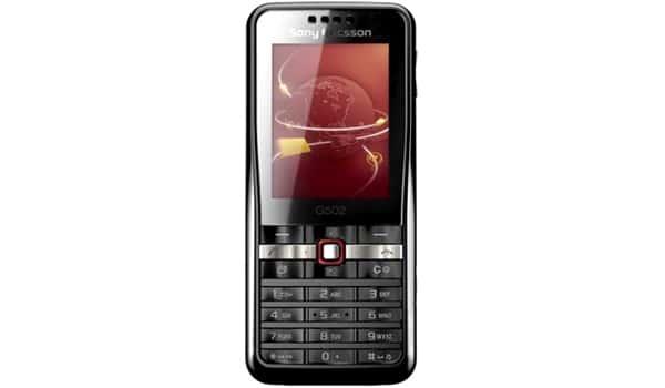 Ponsel Sony Ericsson