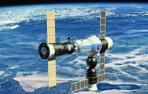 stasiun luar angkasa