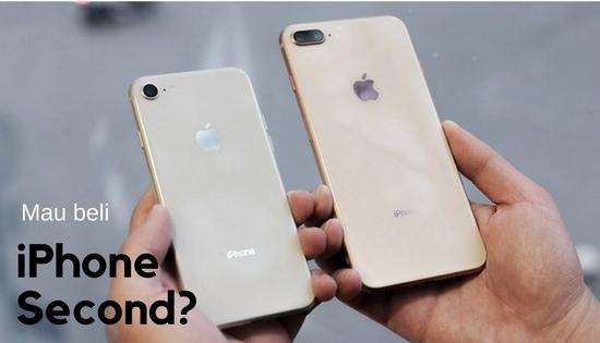 Beli iphone second
