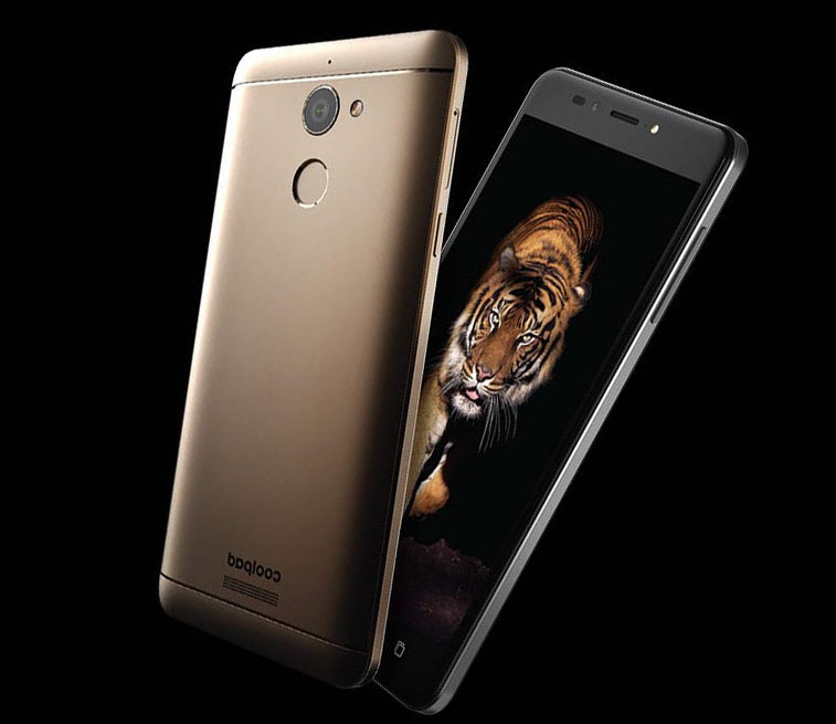 Smartphone Coolpad Note 5