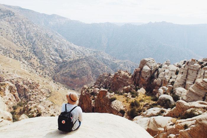 wisata di  yordania