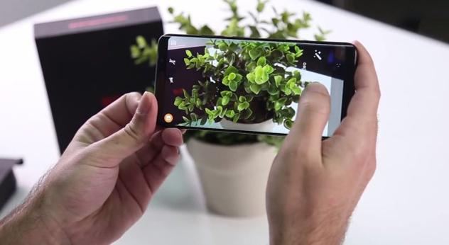 Elephone U Pro camera