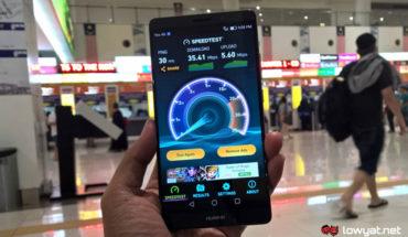Internet 4G Tercepat di Dunia