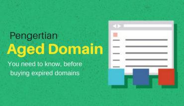 Pengertian aged domain