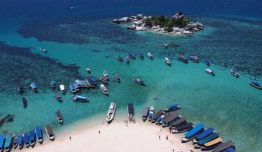 Wisata Bahari belitung
