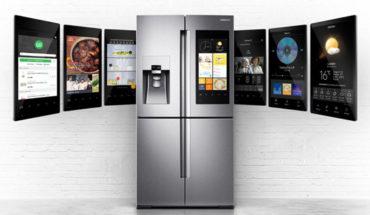 Samsung Family Hub 3 0 versi 2018