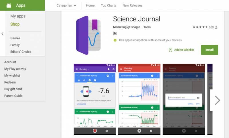 aplikasi besutan google