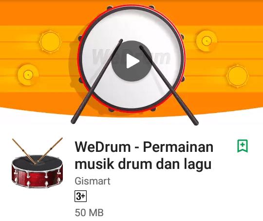 Aplikasi Bermain Musik