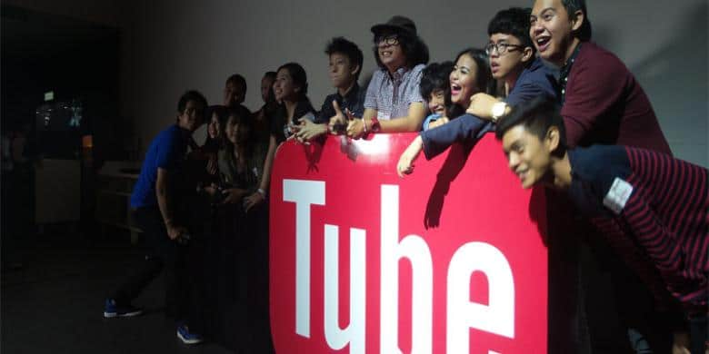 Youtuber Indonesia Via ekonomi.kompas.com