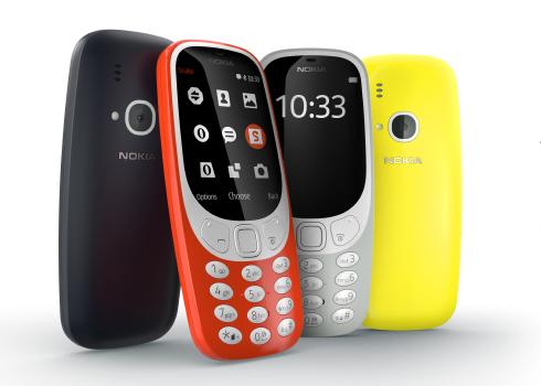 Nokia 3310 4G 2018