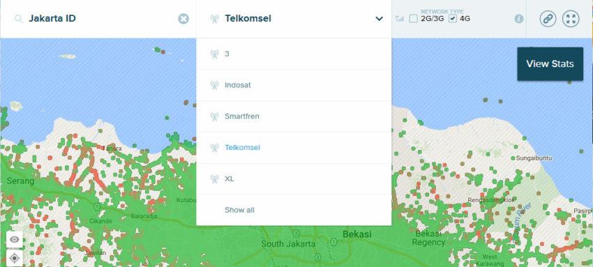 Negara dengan Internet Tercepat di Dunia