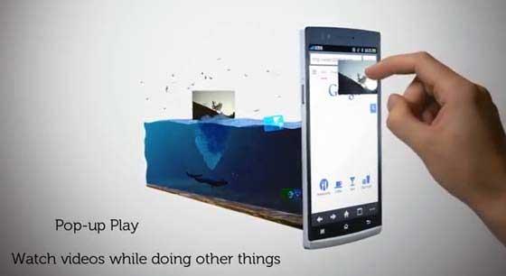 Teknologi smartphone super canggih
