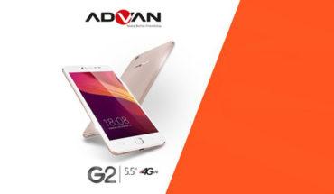 spesifikasi advan g2