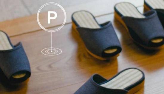 teknologi Sandal bisa parkir sendiri