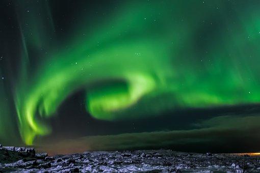 tempat untuk melihat aurora