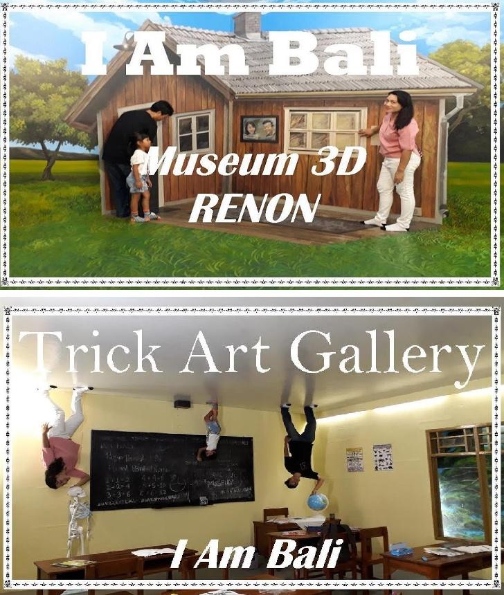 Museum 3D I Am Bali